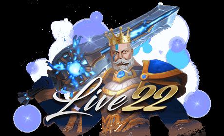 รีวิวเกมสล็อตแจ็คพอตแตกไว Live22